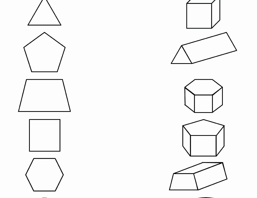 Polygon Worksheets 3rd Grade Two Dimensional Shapes Worksheets 3rd Grade