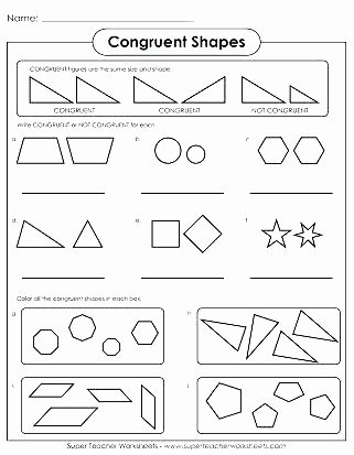 Polygon Worksheets 4th Grade First Grade Geometry Worksheets