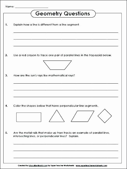 Polygon Worksheets 4th Grade Line Segment Worksheets 4th Grade – fordhamitac