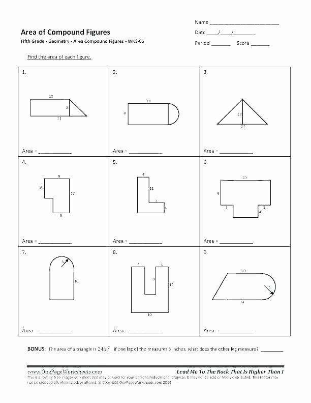 Polygon Worksheets 5th Grade 5th Grade Geometry Worksheets – Anumaquinaria