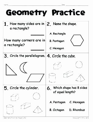 Polygon Worksheets 5th Grade Grade Geometry Math Worksheets Polygons Fifth Making
