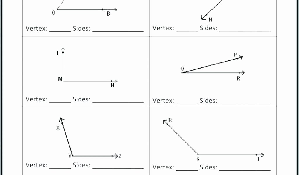 Polygon Worksheets 5th Grade Grade Geometry Worksheets for Students Measuring Angles