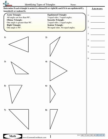 Polygon Worksheets 5th Grade Shapes Worksheets
