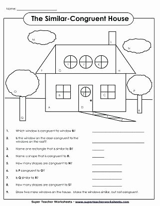 Polygon Worksheets for 2nd Grade Geometric Shapes Worksheets