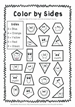 Polygons Worksheets 5th Grade Geometry Sha Worksheets Grade First for Geometric Shapes
