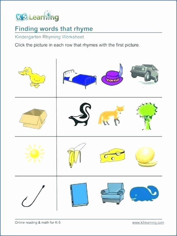 Positional Words Preschool Worksheets Kindergarten Vocabulary Worksheets with Core for All