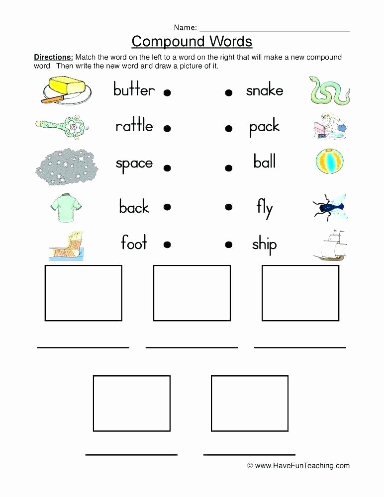 Positional Words Worksheets Kindergarten Syllable Worksheets for 2nd Grade Free Closed Kindergarten
