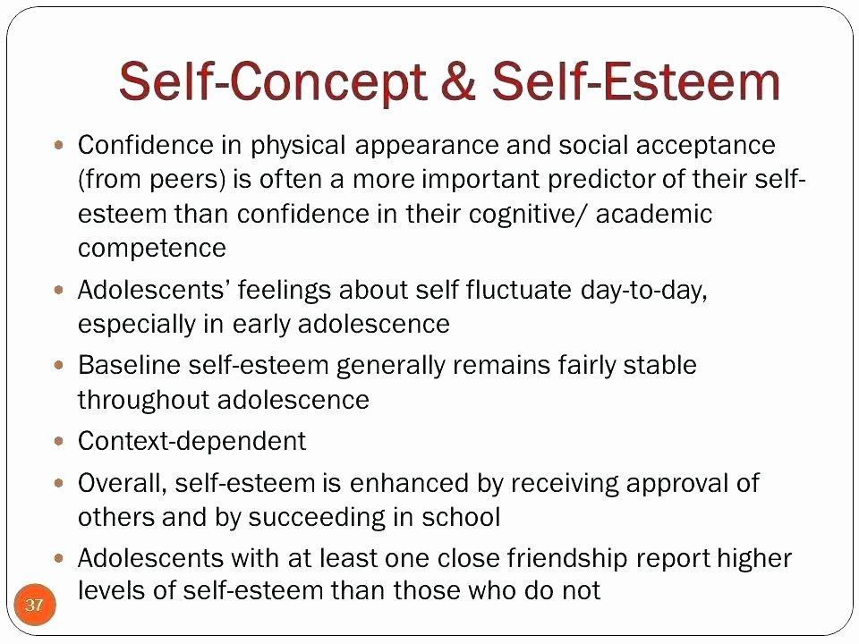 Positive Self Esteem Worksheets Building Self Esteem Worksheets