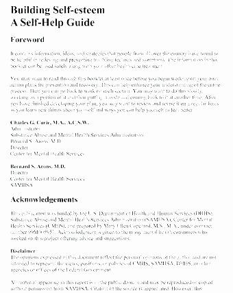 Positive Self Esteem Worksheets Self Esteem Printable Worksheets