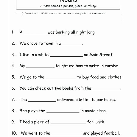 Possessive Pronouns Worksheet 3rd Grade Plural Possessive Nouns Worksheets 3rd Grade