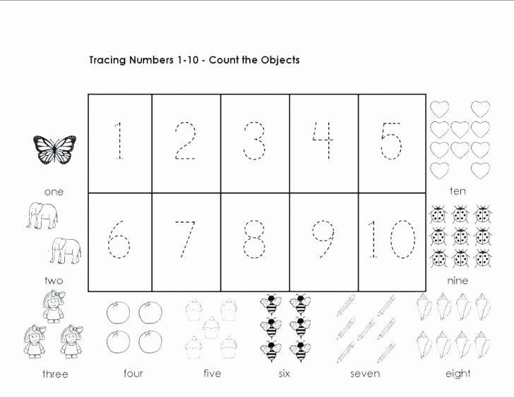 Pre K Counting Worksheets Pre Kindergarten Activities Printables Kinder Printable Free