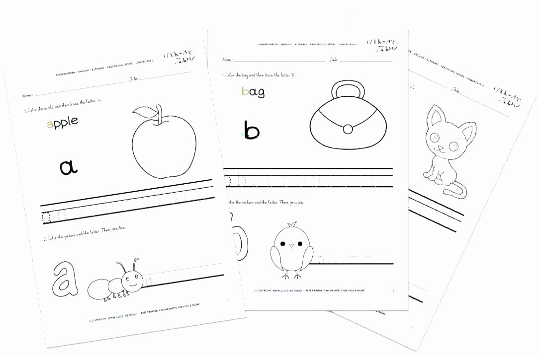 Pre Writing Worksheets Free Sentence Building Worksheets for Kindergarten Free Printable