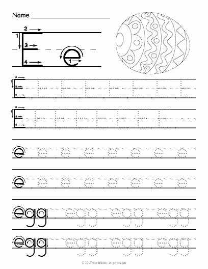 Pre Writing Worksheets Free Tracing Letter Worksheets Preschool Free Lowercase E