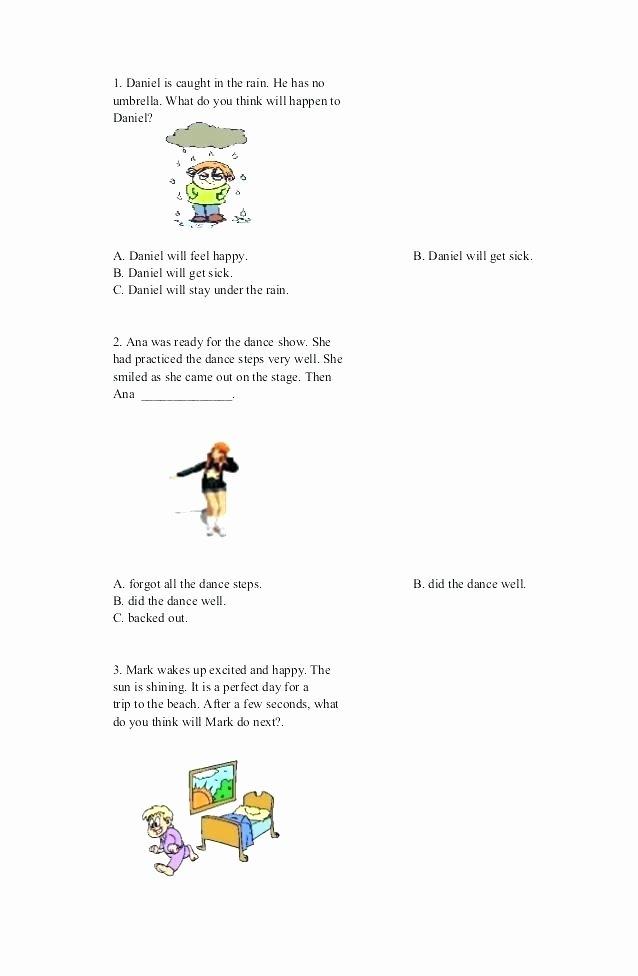 Predicting Outcomes Worksheets Pdf Beautiful Making Predictions Worksheets 4th Grade – Moonleads