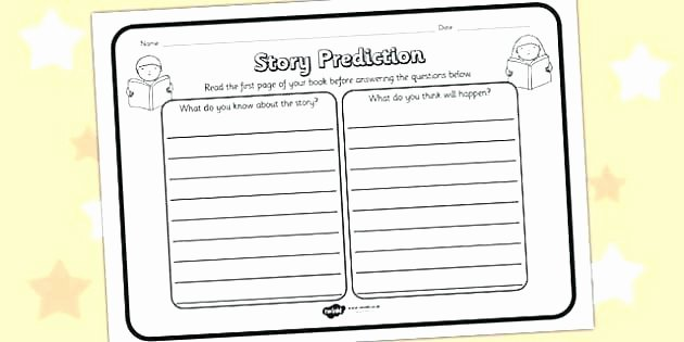 Prediction Worksheets 2nd Grade Grade Reading Prediction Worksheets Making Predictions Have