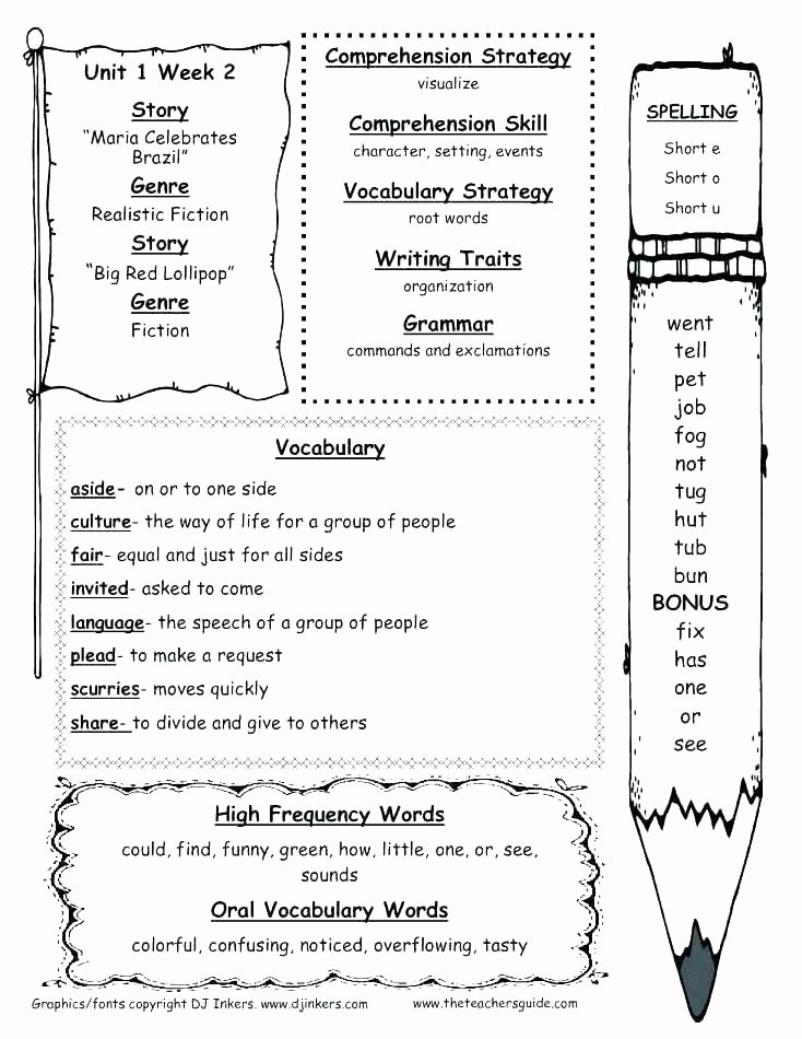 Prediction Worksheets for 2nd Grade Free Reading Worksheets for 2nd Grade