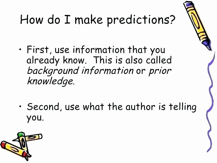 Prediction Worksheets for 2nd Grade Prediction Worksheets 2nd Grade