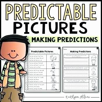 Prediction Worksheets for 3rd Grade Making Predictions In Reading Worksheets