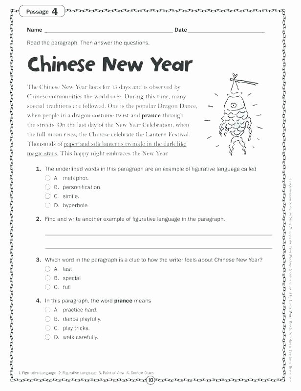 Prediction Worksheets for 3rd Grade Reading Worksheets for 6th Grade Printable