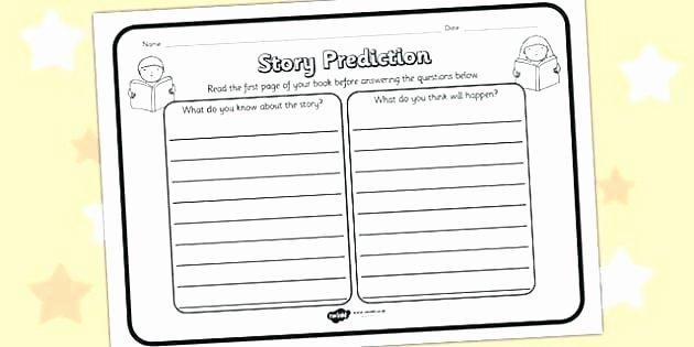 Predictions Worksheets 3rd Grade Grade Reading Prediction Worksheets Making Predictions Have
