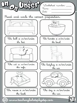 Preposition Worksheets for Grade 1 Preposition Worksheets for Grade 1 – Katyphotoart