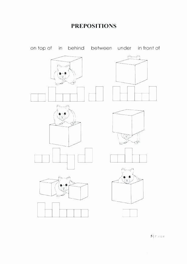 Prepositional Phrases Worksheet 6th Grade Prepositional Phrases Worksheets – Primalvape