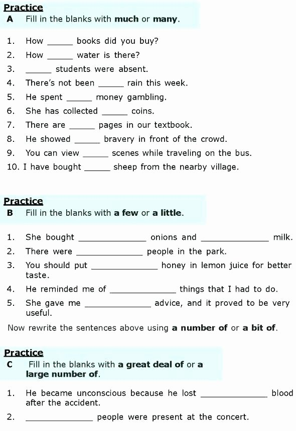 Prepositions Worksheets Middle School Class 1 Worksheet for Practice Preposition Worksheets Grade