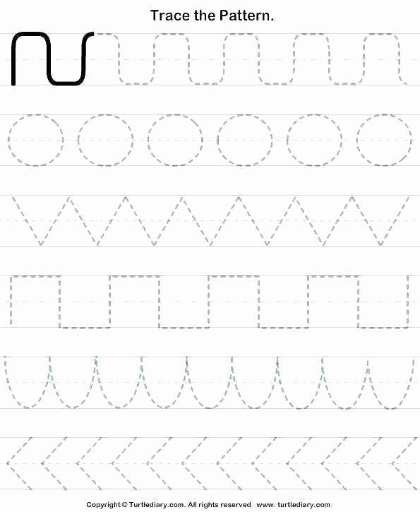 Preschool Diamond Shape Worksheets Pre K Shapes Worksheets