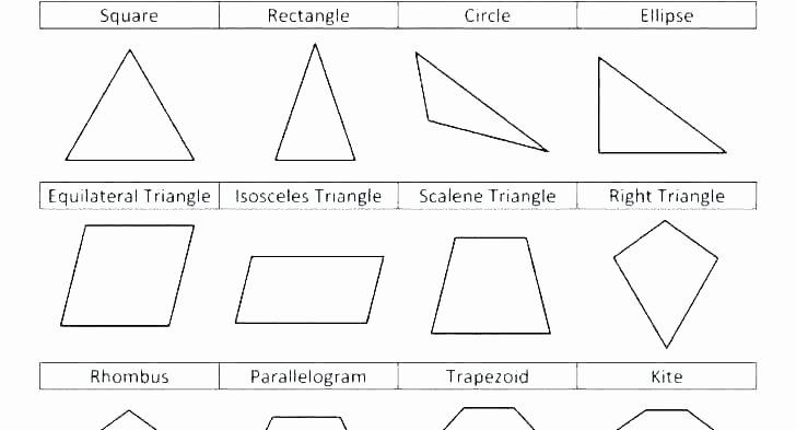Preschool Diamond Shape Worksheets Shape Coloring Pages for Preschoolers – thepilotguy