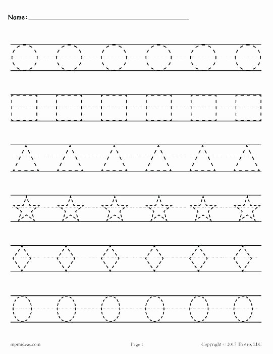 Preschool Diamond Shape Worksheets Shapes Worksheets Pdf
