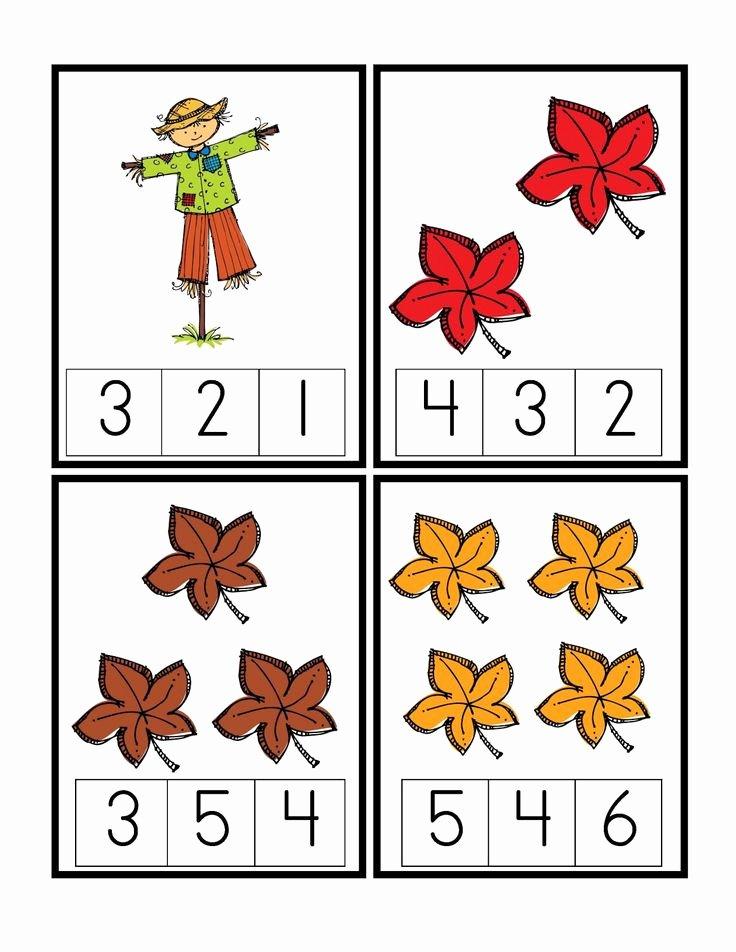 Preschool Fruits and Vegetables Worksheets Pattern Worksheets for Kindergarten New Fall Worksheets for