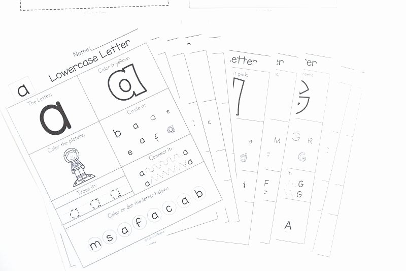 Preschool Letter N Worksheets Alphabet Letters Worksheets Printable