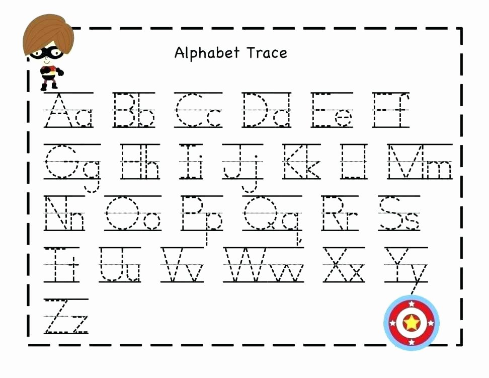 Preschool Letter X Worksheets Alphabet Worksheets for Kindergarten A to Z Letter E