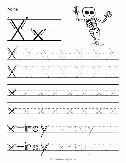 Preschool Letter X Worksheets Letter X Pattern Maze Worksheet W Worksheets Cut and Paste