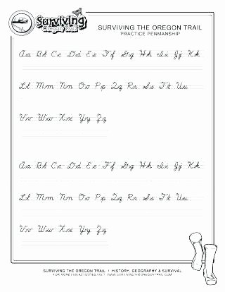 Preschool Letter X Worksheets X Cursive Handwriting Worksheets D by Printable