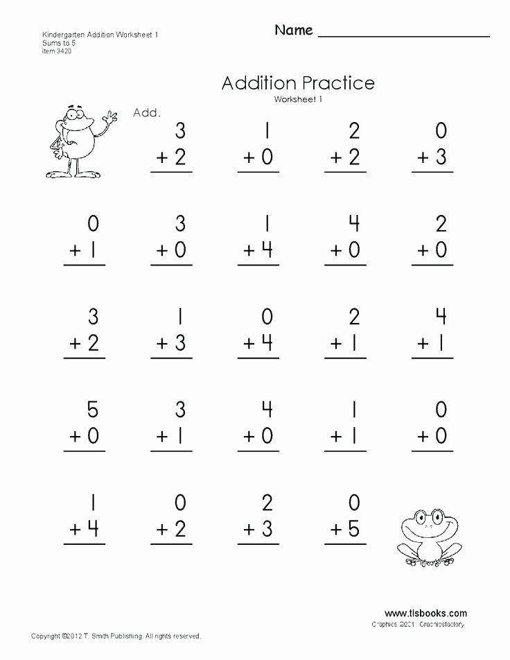 Preschool Math Worksheets Pdf Free Kindergarten Addition Worksheets Preschool Math