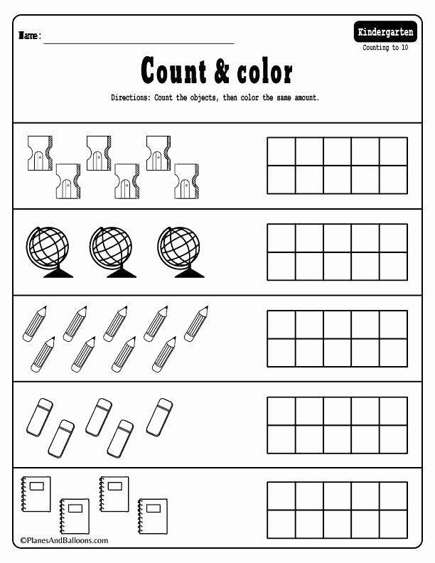 Preschool Math Worksheets Pdf Kindergarten Math Worksheets Free