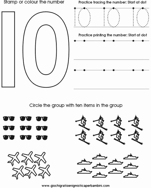 Preschool Number Tracing Beautiful Pin by Christie Mondragon On Numbers
