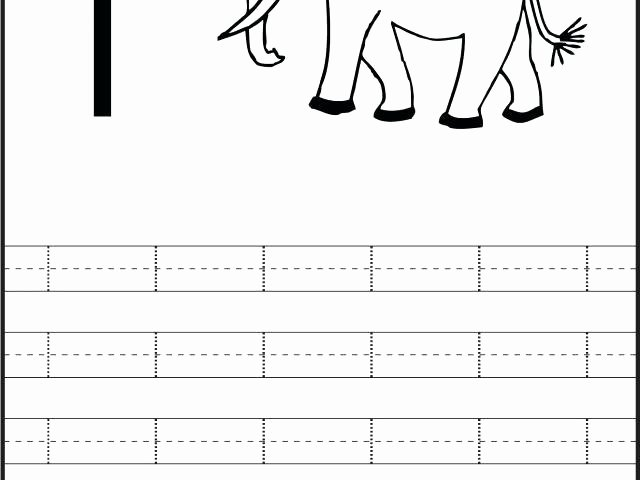 Preschool Number Tracing Elegant Preschool Number Worksheets 1 Download by K Number