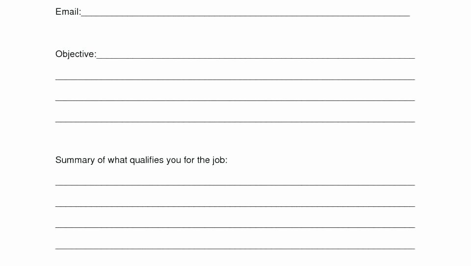 Preschool Palace Curriculum Unique Sample Blank Curriculum Template Vitae Free Resume Templates