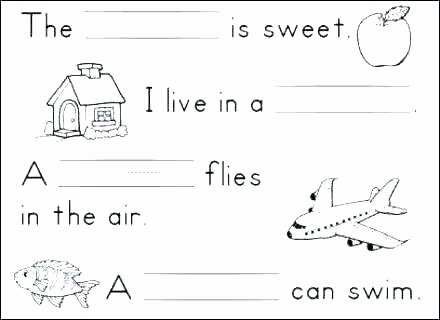 Preschool Reading Comprehension Worksheets Grade 1 Reading Worksheets Pdf