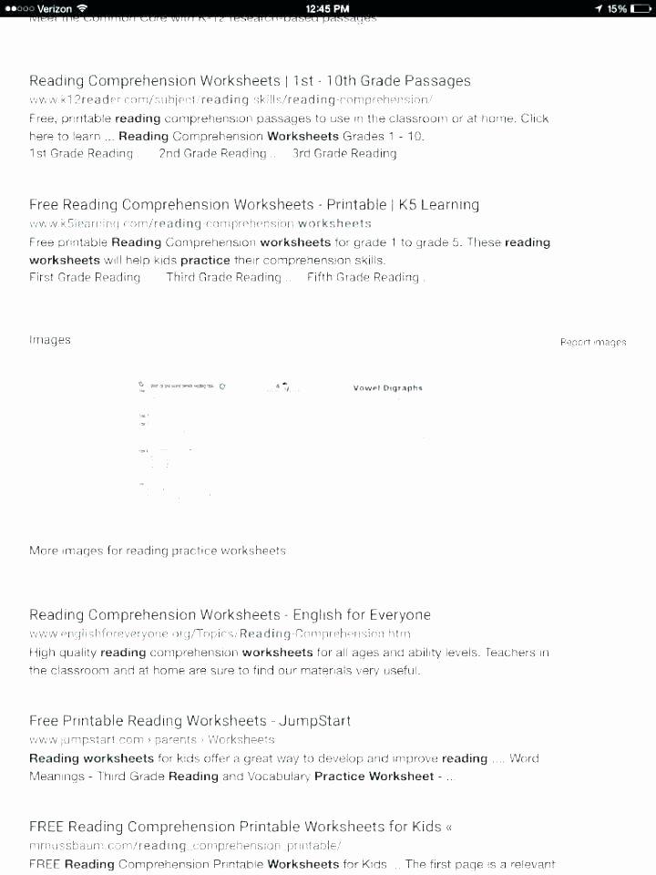Preschool Reading Comprehension Worksheets Listening Prehension Worksheets