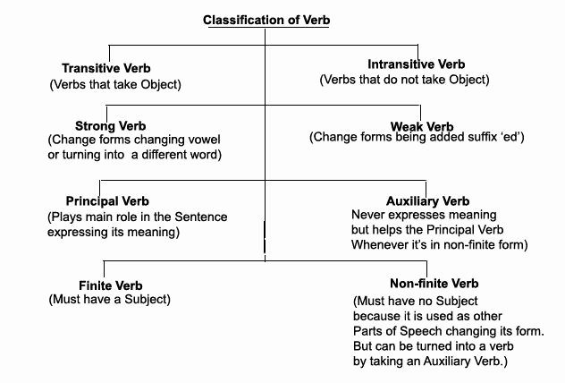 Principal Parts Of Verbs Worksheets Fresh Relt Kinds Of Verb Verb