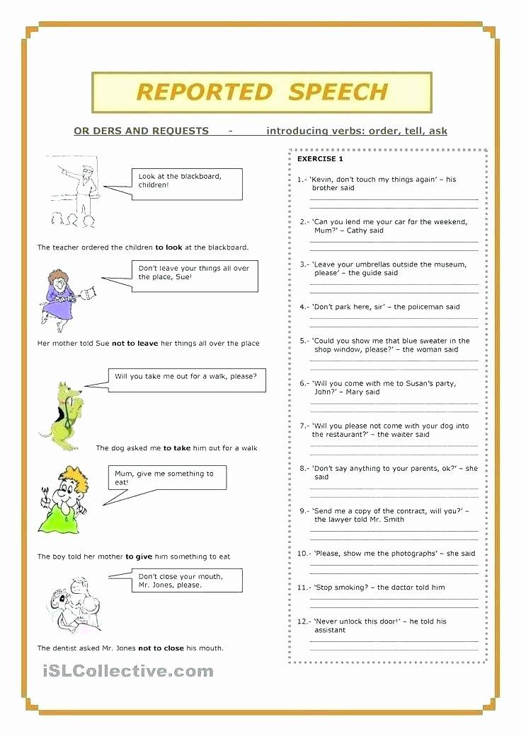 Principal Parts Of Verbs Worksheets New Parts Speech Worksheets 4th Grade Nouns and Verbs
