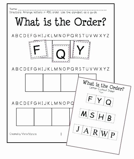 order worksheets first grade for graders bargain alphabetical kids alphabet kindergarten classroom alphabetizing abc 1st free printable orde