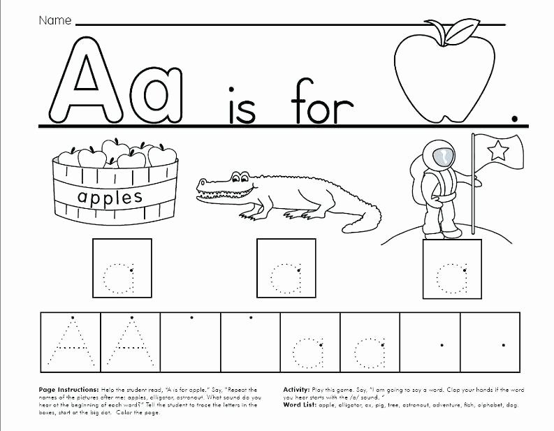 Printable Abc order Worksheets Free Printable Abc Worksheets Alphabet Kindergarten Workbook