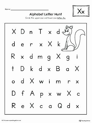 Printable Abc order Worksheets Free Worksheets Letter Free for Kindergarten Free Printable
