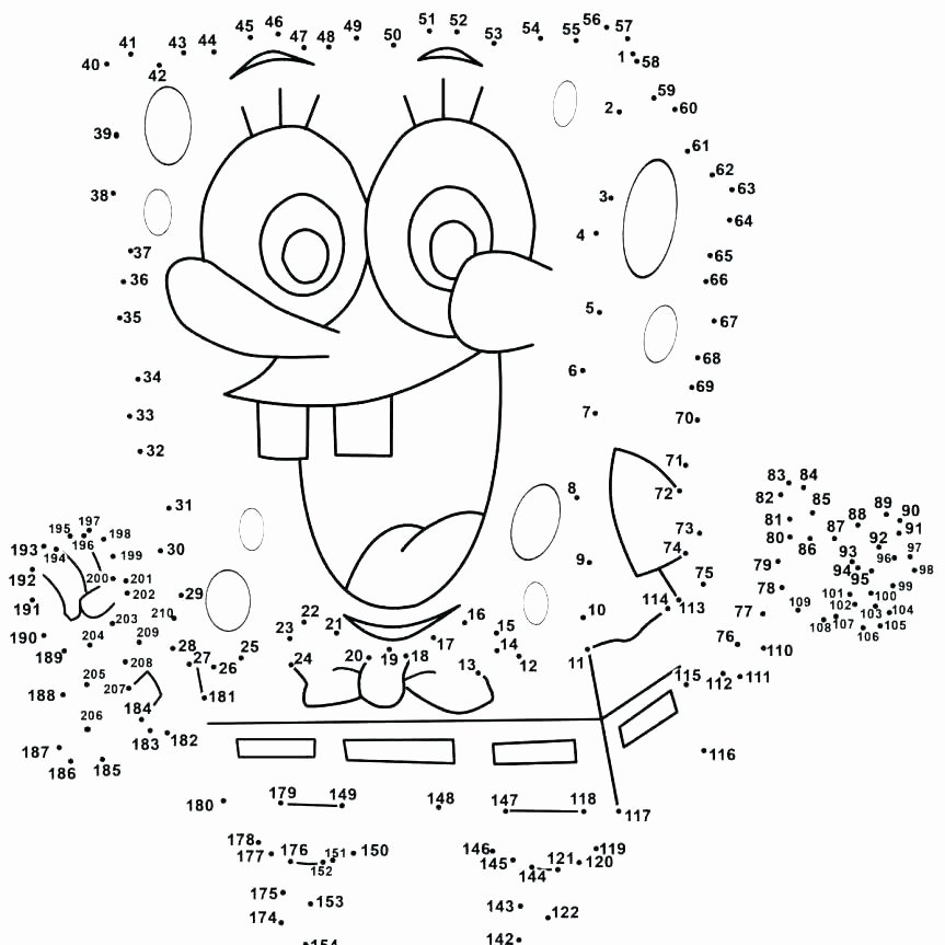 Printable Adult Connect the Dots Connect the Dot Pictures – Rusticrobin