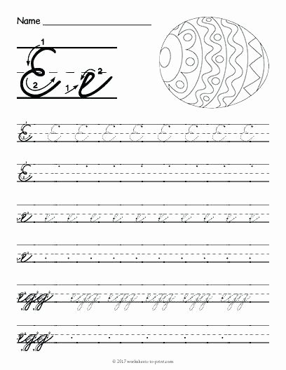 Printable Cursive Writing Worksheets Pdf A Z Cursive Handwriting Worksheets Confessions A Create