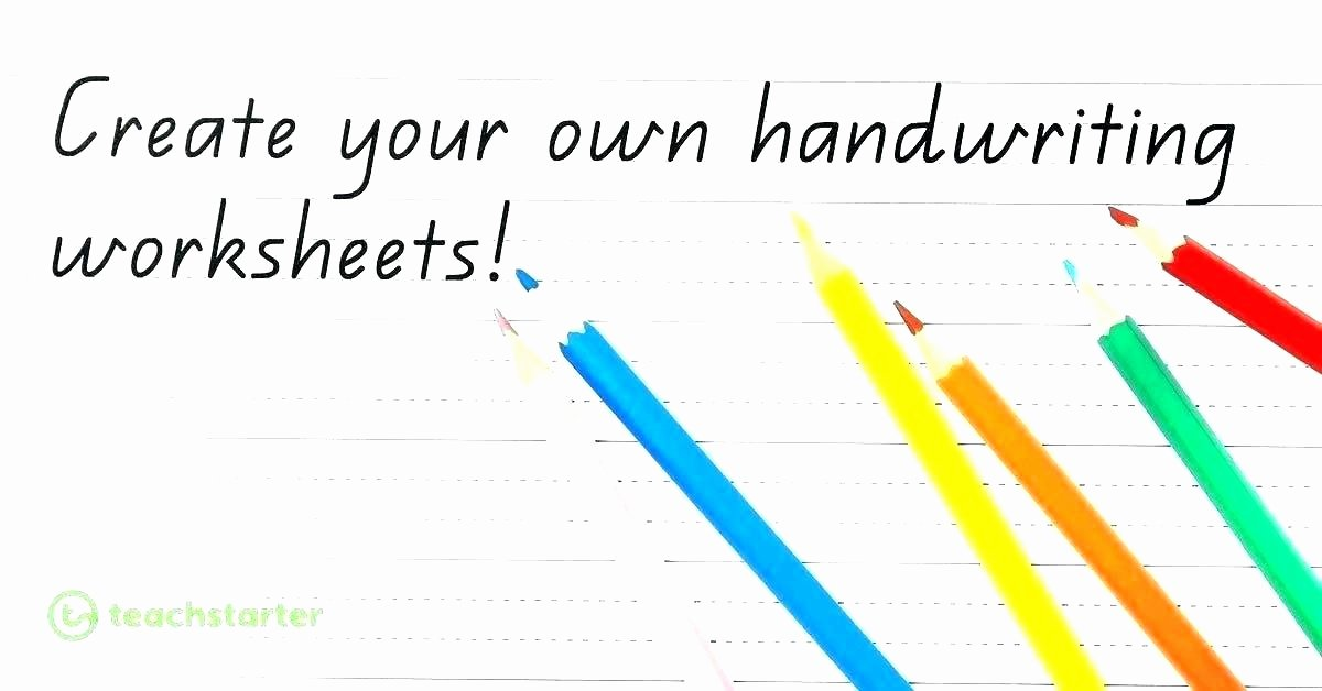 Printable Cursive Writing Worksheets Pdf Create Your Own Cursive Writing Worksheets